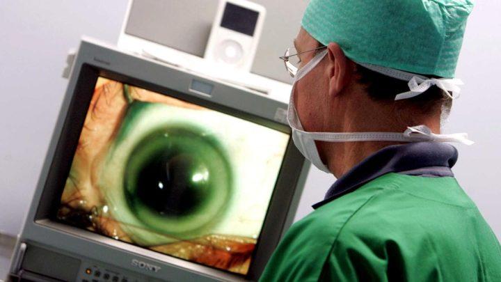 Как беречься после операции на глаза?