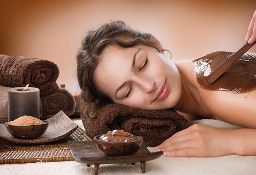 Процедура шоколадное обертывание